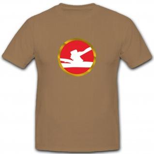 84 US Infdiv 84 Infanterie Division Wh Wappen Abzeichen Emblem - T Shirt #3678 - Vorschau 1