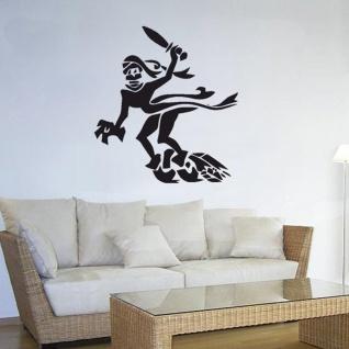 Gespensterdivision GespDiv Wh WK Wappen Abzeichen Emblem (ca. 45x49cm ) #3445