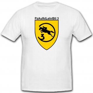 Kompanie Wappen Militär Abzeichen Emblem Bundeswehr PzLehrBtl3 T Shirt #2378