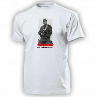 Steiner Das Eiserne Kreuz Film Cross of Iron James - T Shirt #13216