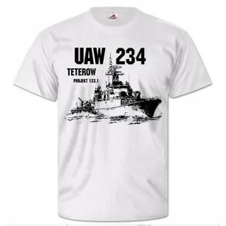 UAW 234 Teterow Projekt 133 1 Parchim-Klasse Volksmarine Marine Cew #25966