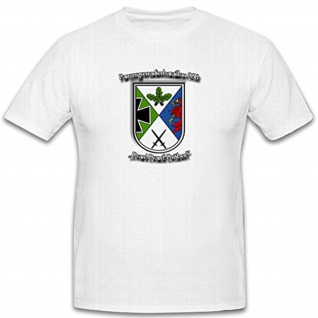 Pzgrenbtl Panzer Grenadier Munster Bataillon Bundeswehr Wappen - T Shirt #5692
