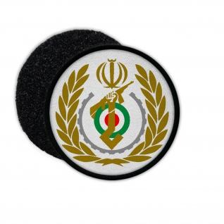 Patch Streitkräfte des Iran Armee Militär Wappen Abzeichen #33158