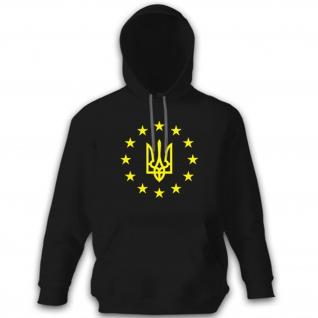 Ukrainische Streitkräfte Ukraine Europa Solidarität Militär Armee Hoodie #12015