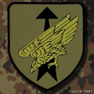 Patch / Aufnäher - Aufnäher DSO Tarn Patch Bundeswehr Eingreif #7486