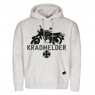 Gr. 2XL - Kradmelder K125 BW #R744