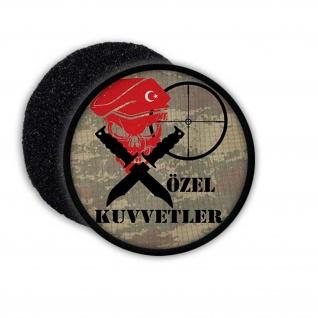 MAK Özel Kuvvetler Patch Militär Türkei Soldaten Aufnäher Türkey #22806