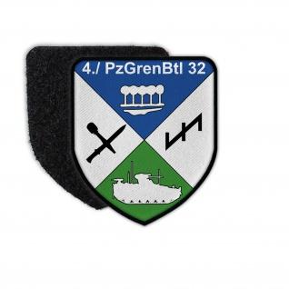 4 PzGrenBtl 32 PATCH VARIANTE 2#5660