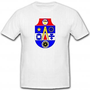 Wappen Lehreinrichtungen Nva Nationale Verteidigungs Armee Ddr - T Shirt #3301
