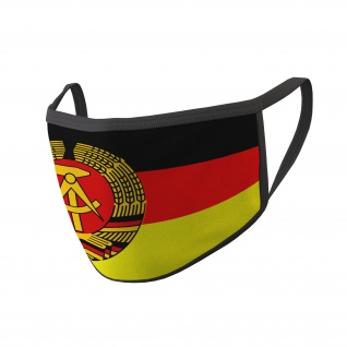 Mund Maske DDR Ost-Deutschland Ossi Hammer Zirkel GDR #35322