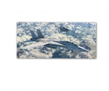 Poster rOEN911 F-14B 162 Tomcat Typ 2 US Navy VF-101 Grim ab30x14cm#30398