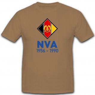 NVA Nationale Volksarmee Armee DDR Deutsche Demokratische - T Shirt #8707