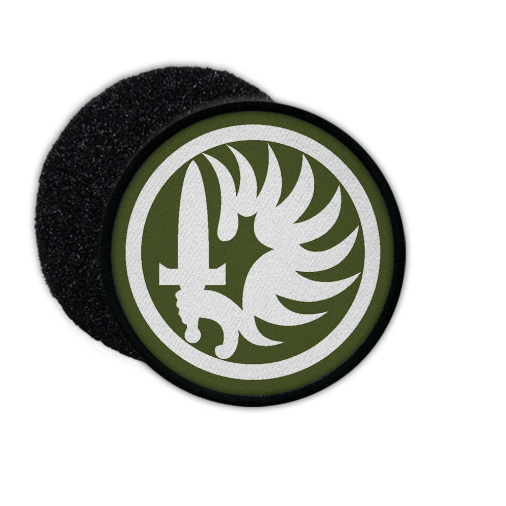 LEGION ETRANGERE  FREMDENLEGION Wappen+Motif Patch Badge Aufnäher Aufbügler Neu