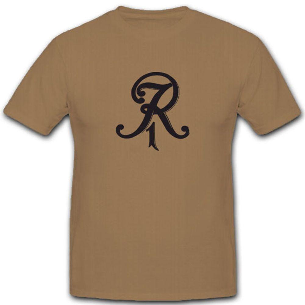 Preußischer Adler Wappen Preussen Hoheitszeichen Abzeichen T Shirt #2217
