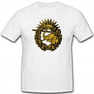 Französische Kolonien Côte D'ivoire Wappen Abzeichen Emblem T Shirt #2612