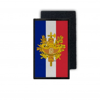 Patch Flag of Frankreich Flagge Land Staat Wappen Flagge 7, 5 x 4, 5 #31504