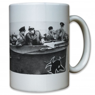 U-Boot Uboot Unterseeboot Tauchgang Marine Soldaten Sägefisch - Tasse #11595