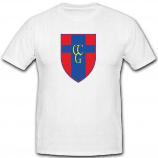 Control Command Germany - Schulter Abzeichen Wappen Emblem - T Shirt #9098