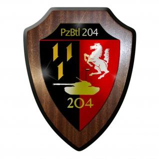 Wappenschild - PzBtl 204 Panzer Bataillon Bundeswehr Bund Bw - #12166