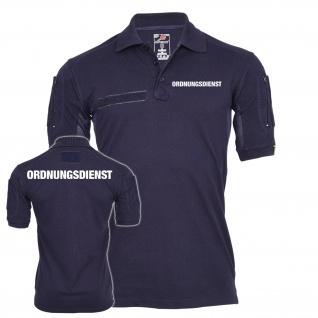 Tactical Poloshirt Ordnungsdienst Dienst Dienstzeit Beruf Amt Ordnungsamt #25887