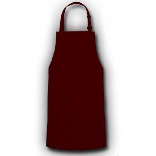 Schürze Grillschürze BBQ Girll Koch Apron - Kochschürze / Grillschürze #15994