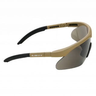 Tactical Schutzbrille Raptor SAND Swiss Eye Sportbrille Schießsport #17825 - Vorschau 2