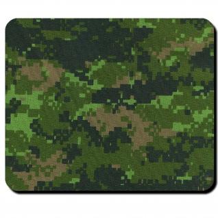 US Army Digital Woodland Camouflage Tarnmuster - Mauspad Mousepad PC #9870