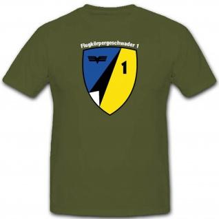 Flugkörpergeschwader 1 FKG1 Bundeswehr Nuklear Sprengkopf Atom - T Shirt #3146