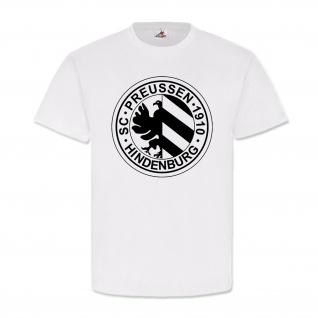 Preussen Hindenburg 1910 Sport Club Fußball Wappen Verein Zaborze Schlesin#21510