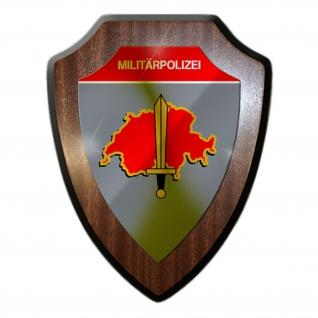 Wappenschild Schweiz Militärpolizei Reg 2 Region MP Armee Swiss Emblem#37346