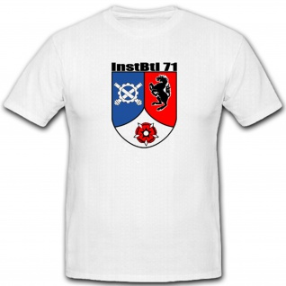 Instbtl 71 Instandsetzungs Bataillon Bundeswehr Inst Werkstatt - T Shirt #4444