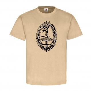 Vogelsang Camp Logo Wappen Ordensburg Eifel Belgier Abzeichen - T Shirt #18404