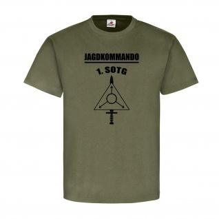Jagdkommando 1 SOTG Österreich Bundesheer Anti Terror Spezial T-shirt #18844
