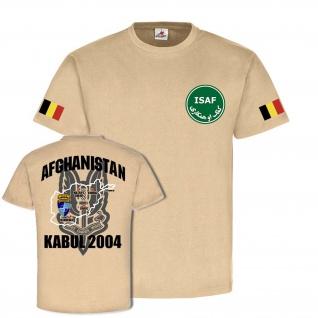 ISAF Kabul 2004 1 BN Para Afghanistan Belgian Para-Commando Einsatz Nato #24684