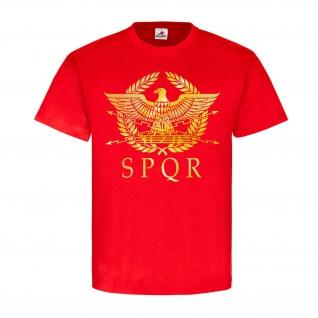 Römer SPQR Rom Abzeichen Gladiatoren Legion Römisches Reich Wappen #21747
