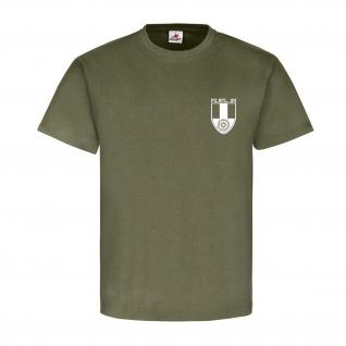 PzBtl 211 Kaserne Augustdorf Bundeswehr Deutschland Militär - T Shirt #12236