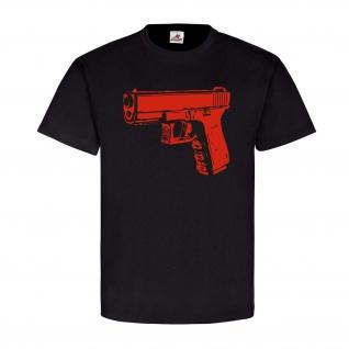 RED GUN Pistolen vollmetall airsoft softair fasching spielzeug #22887
