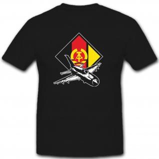 NVA Flugzeug Mikojan Gurewitsch Militär Deutschland - T Shirt Herren #7555