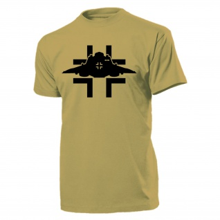 Haunebu Balkenkreuz Ufo Wappen Abzeichen Emblem - T Shirt #3851