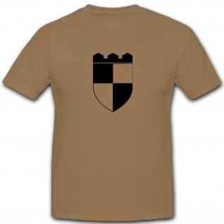 1. Ostpreußische Inf Div Infanterie Division Wappen T Shirt #5111