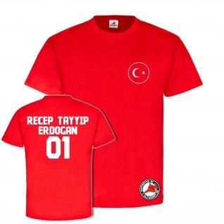 Recep Tayyip Erdogan Trikot Türkei Turkie Osmanen Fun Spass #23863