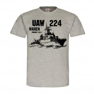 UAW 224 Waren Projekt 133 1 U-Jagdschiff Volksmarine Parchim-Klasse #24864
