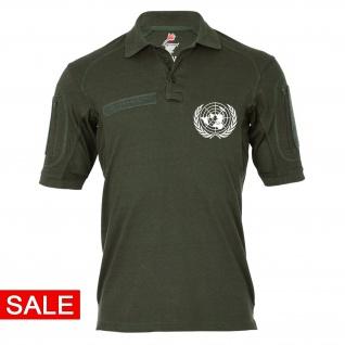 Gr 2XL - United Nations Vereinte Nationen Organisation Global Staaten Polo #R176