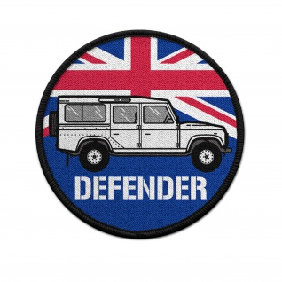 Patch Defender UK 110 County Station-Wagon Auto Crew Cab CWS Land Allrad #36743
