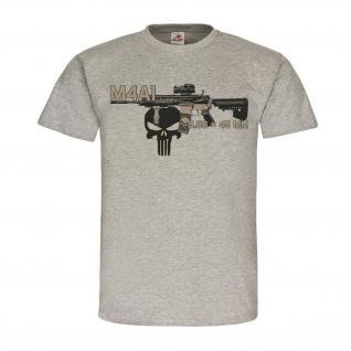 M1A1 Airsoft Gewehr Waffe Cod Karabiner Deko Fan Usa Amry Gamer #21414