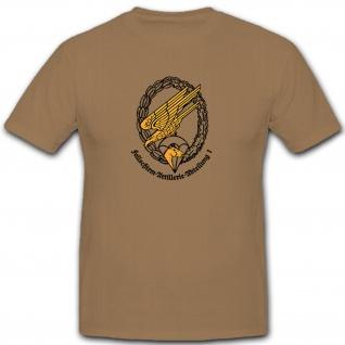Fallschirm Artillerie Abteilung 1- T Shirt #7839