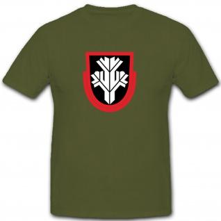 Finnland Jaeger Ranger Militär Wappen Abzeichen - T Shirt #7467