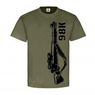 BW Tropen Major League Infidel Munition Gewehr Schießstand Ungläubiger #31255