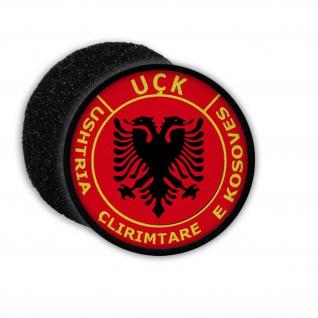 PatchUCK Befreiungsarmee Kosovo Balkan Abzeichen Einheit Wappen Zeichen#21754