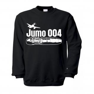 Jumo 004 Strahltriebwerk Triebwerk Me262 Luftwaffe Ar234 Pullover #17230